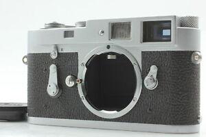 【 NEAR MINT 】 Leica LEITZ M2-R 35mm Rangefinder Film Camera Body Japan #602