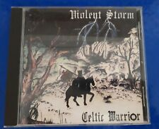 "Violent Storm ""Celtic Warrior""Punk Oi! - Skinhead Rebelles isd Rare Rock-o-Rama"