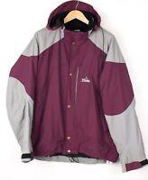 TIERRA Herren Gore-Tex Wasserfeste Jacke Mantel Größe XL BAZ917