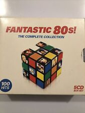 Various Artists - Fantastic 80's (The Complete Collection) - 5 x CD Album