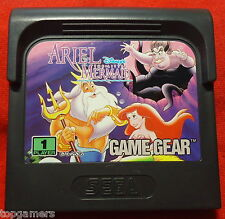 Ariel The Little Mermaid / Arielle die kleine Meerjungfrau - SEGA Game Gear GG