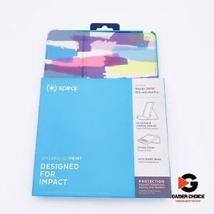 Speck Air Brush Stripe Folio Protective Case for iPad Air 10.5-inch iPad Pro