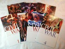 CIVIL WAR #1-7 MARVEL COMICS - COMPLETE SET - GREAT CONDITION