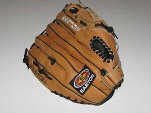 "Easton BMX 125 Leather Baseball Glove 12.5"""