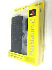 Official Sony PS2 Playstation 2 DVD Remote Control NEW