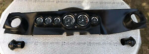 INNOCENTI MINI COOPER 1300 CRUSCOTTO ORIGINALE COMPLETO - DASHBOARD FULL