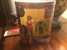 Doctor Who- Sarah Jane and Child Slitheen Action Figure Set