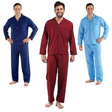 Mens Harvey James Big Plus King Size Pyjama Set Nightwear Suit 2XL 3XL 4XL 5XL
