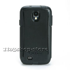 Otterbox Commuter Samsung Galaxy S4 S IV Hard Shell Case Snap Cover Black USED