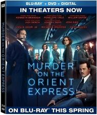 Murder On The Orient Express [New Blu-ray] With DVD, Digital Copy