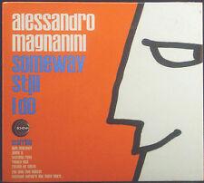 CD ALESSANDRO Magnanini-someway still I do, NUOVO-IMBALLAGGIO ORIGINALE
