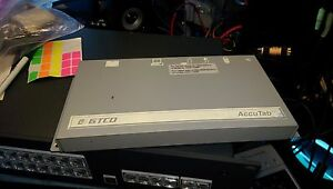 GTCO Digitizer Controller T14 ACCUTAB PN:1I-00350-01 REVISION C,SOFTWARE AA1.2
