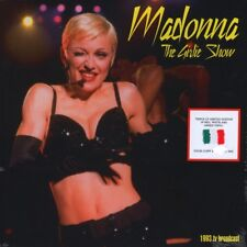 MADONNA The Girlie Show 1993 TV Broadcast TRI coloured numbered Vinyl Box 3xLP