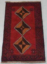 Wool Geometric Hand-Knotted Shag Rugs