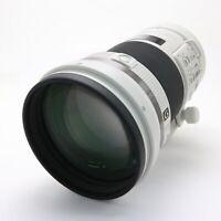 SONY 300mm F/2.8 G SSM II SAL300F28G2 (SONY/Minolta A mount) -Near Mint- #180