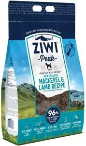 Ziwipeak Daily Dog Air Dried Cuisine Mackerel & Lamb 4 kg £119.00*