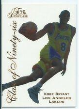 1996-97 Flair Showcase Class of '96 Kobe Bryant