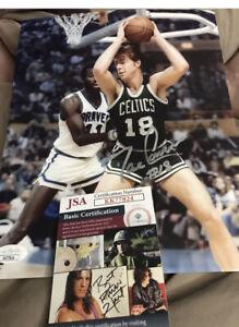 Dave Cowens autographed signed  8x10 photo Boston Celtics JSA COA hof
