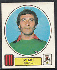 PANINI CALCIATORI FOOTBALL Adesivo 1977-78, N. 71, Foggia-MEMO