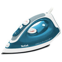 TEFAL FV3740M0 MAESTRO 40 NON STICK SOLEPLATE STEAM IRON 2000W - BLUE