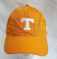 Adidas Tennessee Vols Orange Hat adjustable cap 100% Cotton NCAA Football Cap