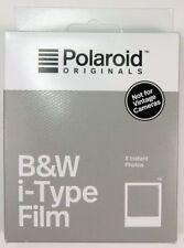 POLAROID I-TYPE FILM NOIR ET BLANC