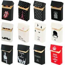 Outdoor Waterproof Cigarette Cases Silicone Fashion Rubber Portable Storage Box