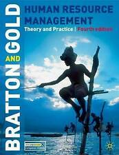 Human Resource Management: Theory and Practice by Jeff Gold, John Bratton (Pape…