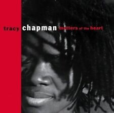 Tracy Chapman Matters of the heart (1992) [CD]