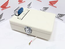 Honda CB police Bike documents BOX document BOX nos