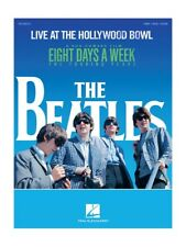 The Beatles Live At The Hollywood Bowl Play Songs Piano Vocal Guitar MUSIC BOOK