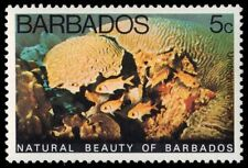 "BARBADOS 455 (SG577) - Natural Beauty ""Underwater Park"" (pf33521)"