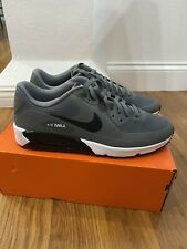Mens Nike Air Max 90 Golf Shoes. Size 11.5 Reg. Brand New. Grey