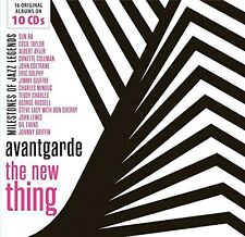 Avantgarde  The New Thing [CD]
