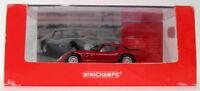 Minichamps 1/43 Scale 403651203 - 1965 Alfa Romeo Giulia TZ 2 - Red