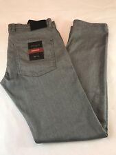 "BNWT Ralph Lauren Slim Fit Grey Denim Jeans.Straight Size 34R 34"" x 34"" Save ££s"