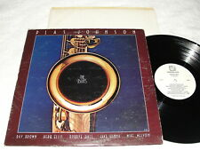 "Plas Johnson ""The Blues"" 1976 Jazz LP, VG+, on Concord Jazz"