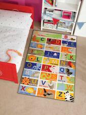 Tappeti multicolore quadrati in polipropilene per la casa