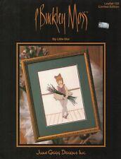 My Little Star Cross Stitch Leaflet - P. Buckley Moss - Ballerina - June Grigg
