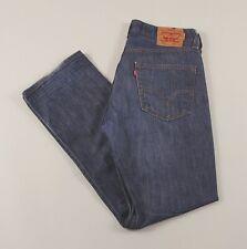 Vintage LEVI'S 501 Blue Straight Fit Men's Jeans 34W 32L 34/32 /J45040