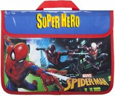 Kids School Book Bags Document Bag Marvel Spiderman
