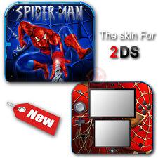 Spider Man SpiderMan New SKIN VINYL STICKER DECAL COVER for Nintendo 2DS
