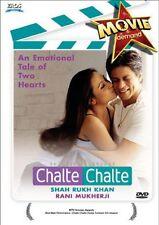 CHALTE CHALTE (2003) SHAHRUKH KHAN, RANI MUKHERJEE ~ BOLLYWOOD DVD