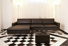 Sofa mit Funktion Tomo in Leder by Brühl NEU mit Rechnung