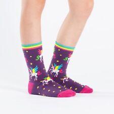 Sock It to Me Junior Al Ginocchio Calzini-PIANETI-Età 7-10