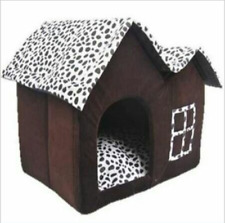 Soft Indoor Dog Houses Pets Sponge Material Portable and Great