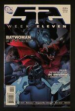 DC 52 WEEK 11 ELEVEN VF/NM 1st Full Appearance of Batwoman Kate Kane Batman 2006