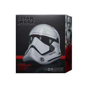 Hasbro Star Wars Black Series Helmet First Order Stormtrooper *PREORDER*