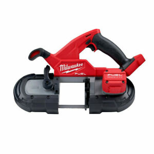 Milwaukee 2829-20 M18 FUEL 18V Lightweight Balanced Band Saw - TOOL ONLY - NEW!