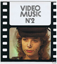 LP LIBRARY VIDEO MUSIC No 2 JEAN LUC DE TIVIERA